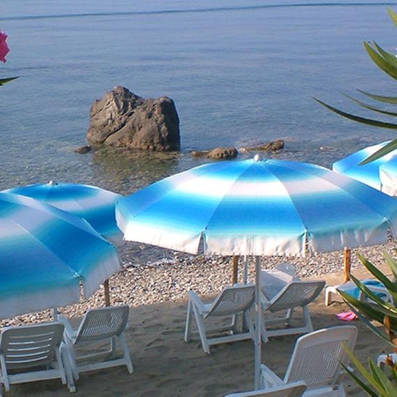 Piscina e Spiaggia
