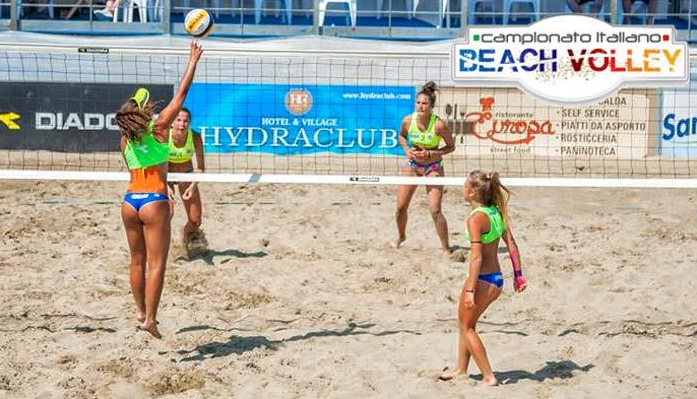 Campionato Italiano assoluto Beach-volley 2017