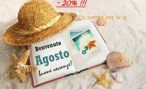 PRENOTA ORA LA TUA ESTATE!!-20% SU 7 NOTTI!