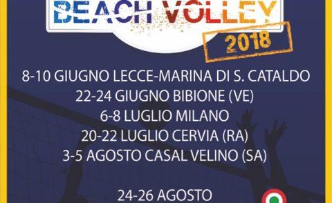 Campionato Italiano assoluto Beach-volley 2018!!