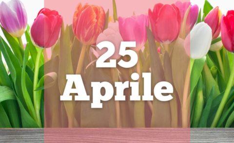 Imperdibile 25 Aprile a picco sul mare!!