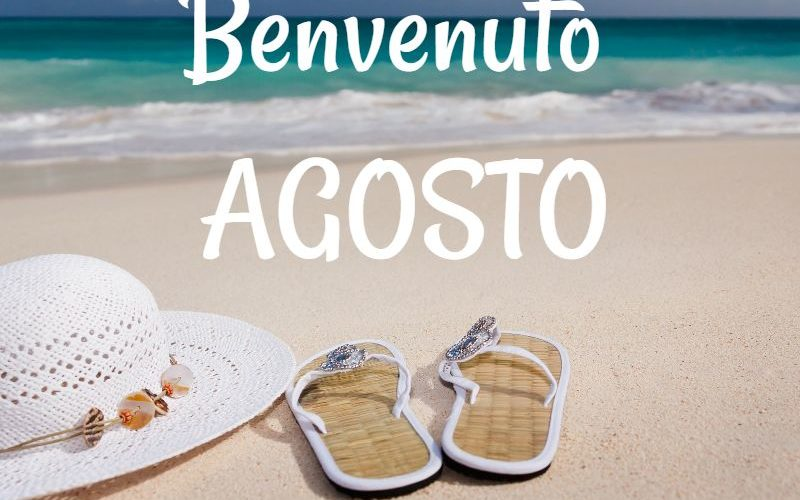 "PROMO  ""AGOSTO  WEEK-END & 7 NOTTI""    DA INCANTO!!"